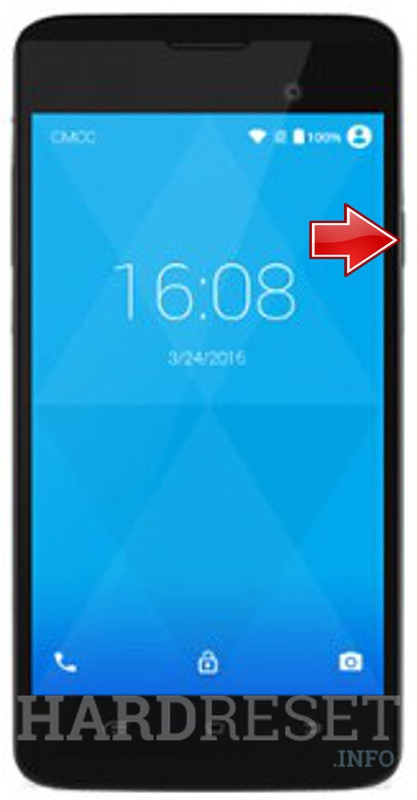 Remove Screen Lock on iNEW U7
