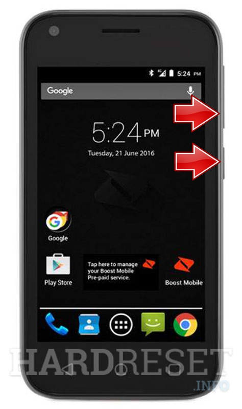 zte blade 3 hard reset you can get