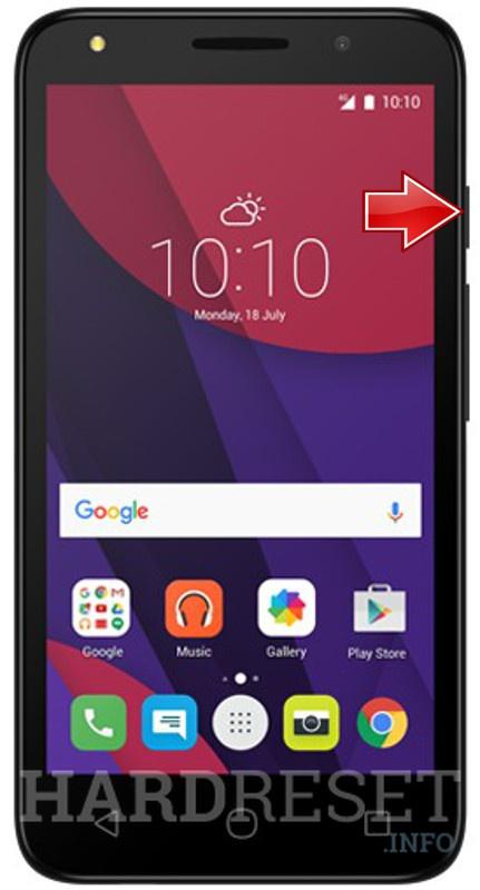 Download Mode ALCATEL Pixi 4 (5) 3G - HardReset info