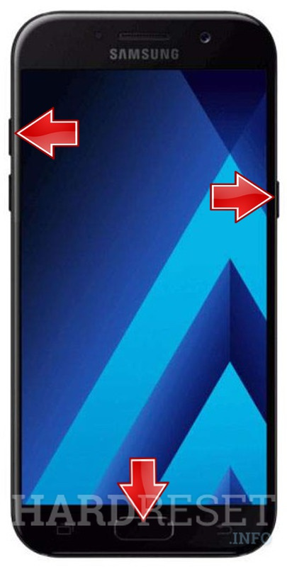 Permanently delete data from SAMSUNG A520F Galaxy A5 (2017)