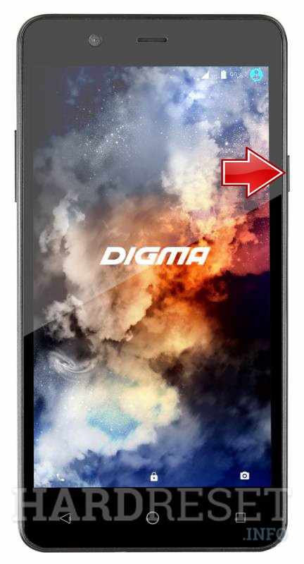 Hard Reset DIGMA Linx A501 4G