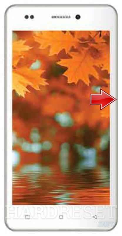 Permanently delete data from INTEX Aqua Life V