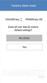 Factory Mode LG G6 H870 - HardReset info