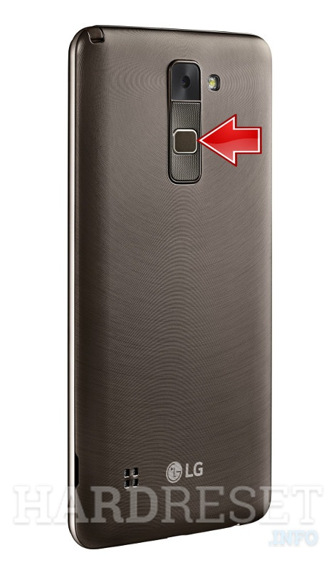 Remove screen password on LG F720S Stylus 2