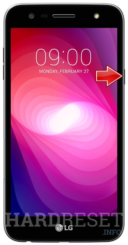 Fastboot Mode LG X Power 2 - HardReset info