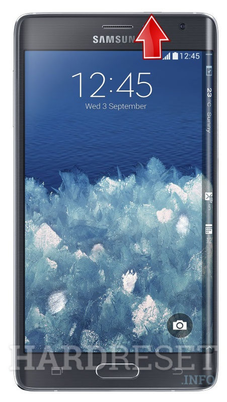 Download Mode SAMSUNG N915J Galaxy Note Edge - HardReset info