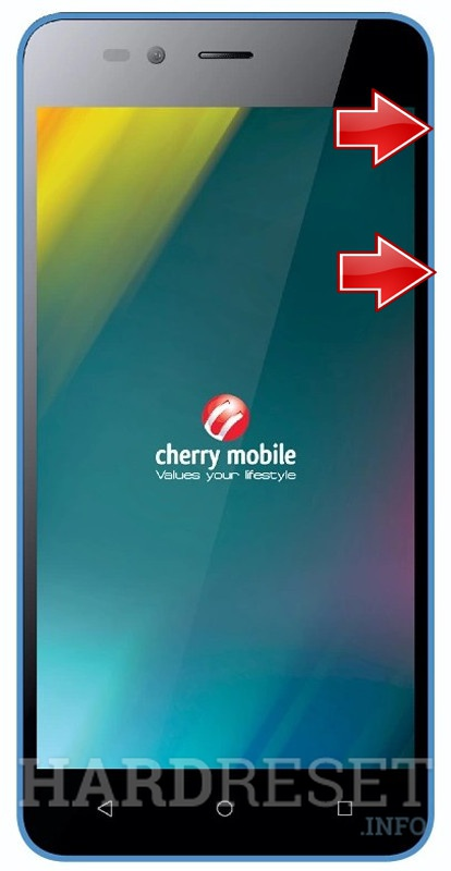 HardReset CHERRY MOBILE Flare A1