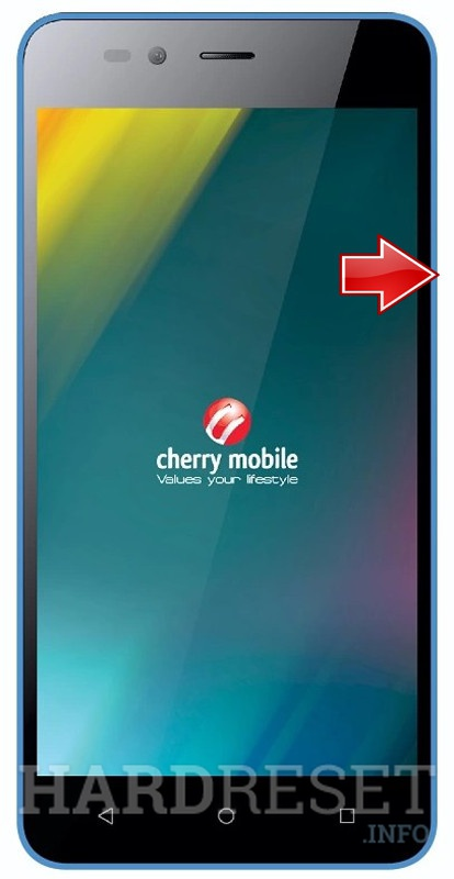 Hard Reset CHERRY MOBILE Flare A1