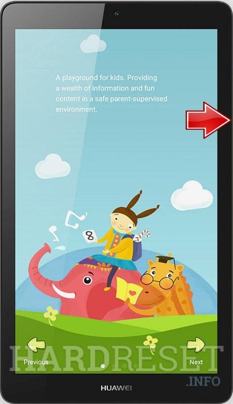Fastboot Mode Huawei Mediapad T3 7 Hardreset Info