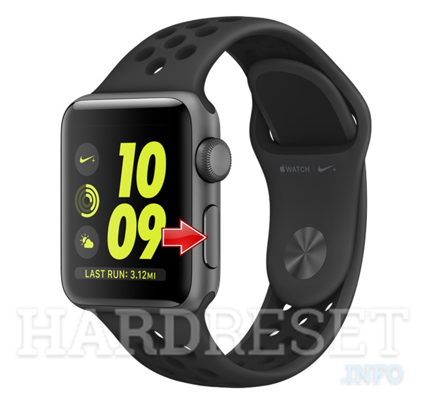 移除APPLE Watch Nike+上的屏幕锁