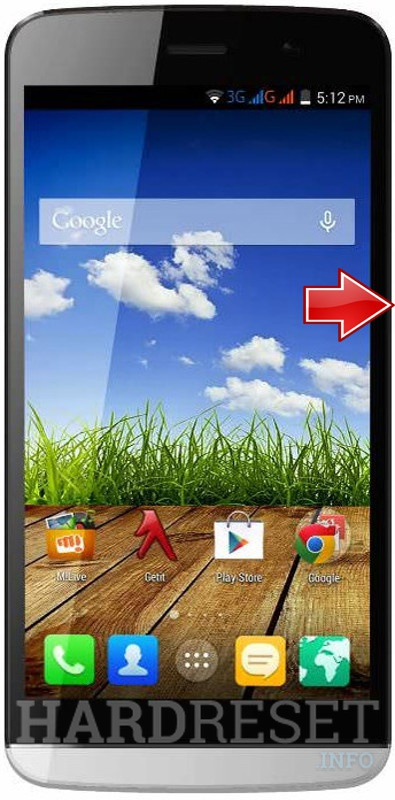 Hard Reset MICROMAX A108 Canvas L