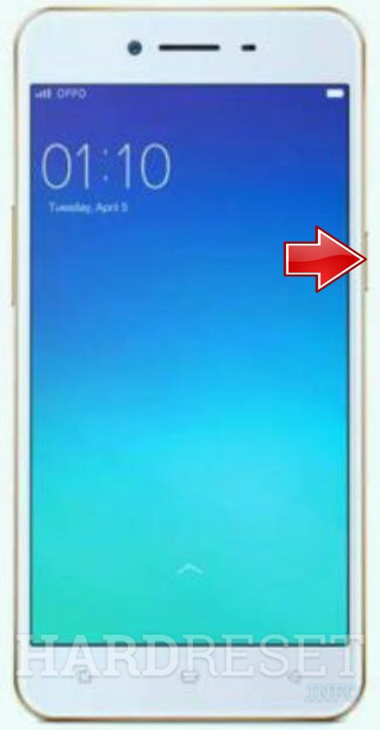Hard Reset OPPO A37FW