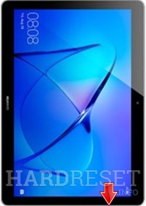Fastboot Mode Huawei Mediapad T3 10 Hardreset Info