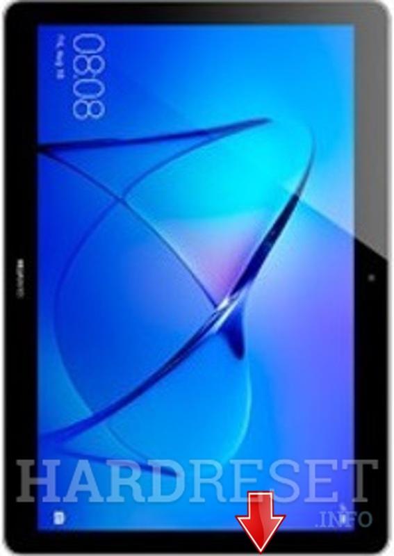 Fastboot Mode HUAWEI MediaPad T3 10 - HardReset info