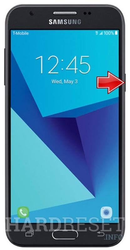 Download Mode SAMSUNG J327T Galaxy J3 Prime - HardReset info