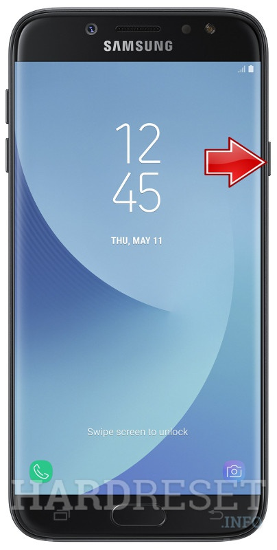 samsung mobile security code reset software