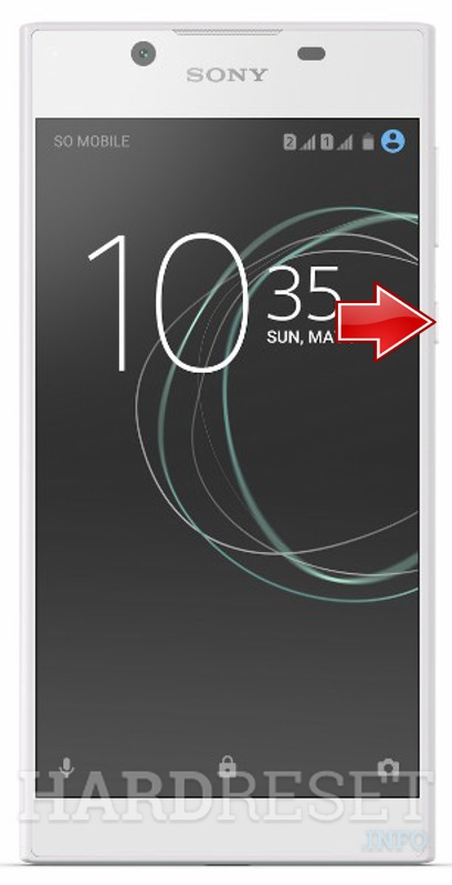 Hard Reset SONY Xperia L1 G3311   dk hard reset android phones