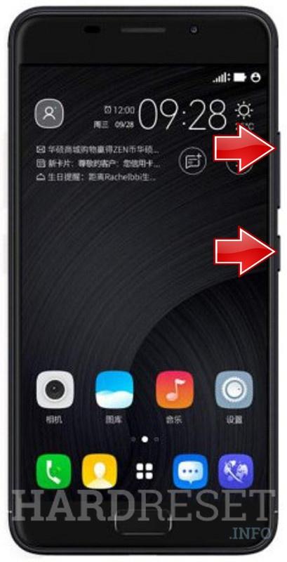 HardReset ASUS ZenFone 4 Max