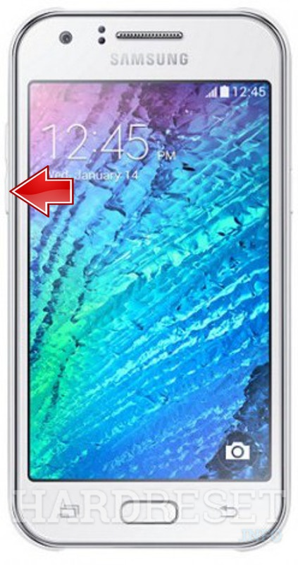 Remove Screen Lock SAMSUNG J500F Galaxy J5