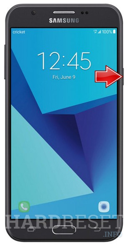 Remove Screen Lock on SAMSUNG Galaxy Halo