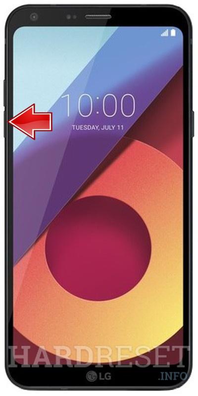 Wipe data LG Q6