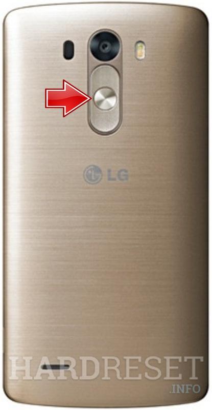 Hard Reset LG G3 US Cellular US990 Second Method