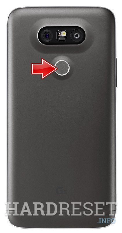 Hard Reset LG G5 VS987 (Verizon)