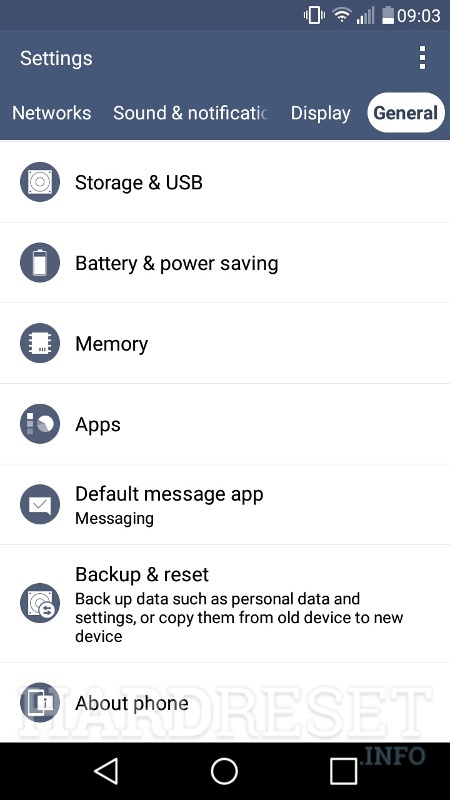 Permanently delete data from LG L Prime
