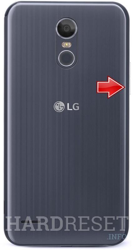 Fastboot Mode LG Stylo 3 Plus TP450 - HardReset info