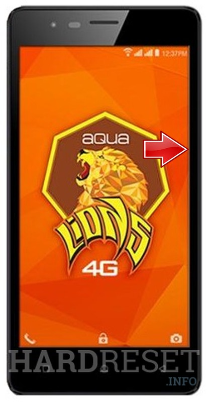 Permanently delete data from INTEX Aqua Lions 4G