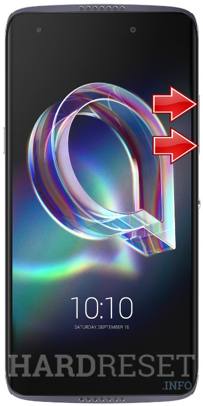 Permanently delete data from ALCATEL Idol 5S