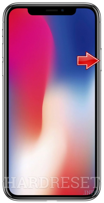 Permanently delete data from APPLE iPhone X