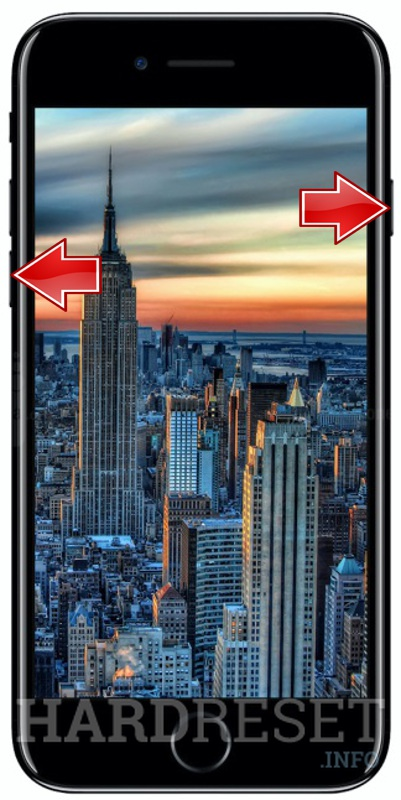 Factory Reset APPLE iPhone 8
