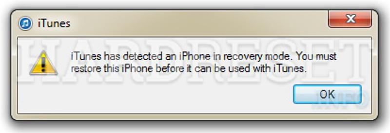 Remove screen password APPLE iPhone 8