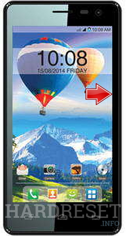 Remove Screen Lock on INTEX Aqua Style X