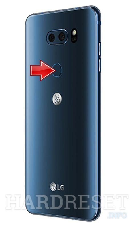 Fastboot Mode LG V30 - HardReset info