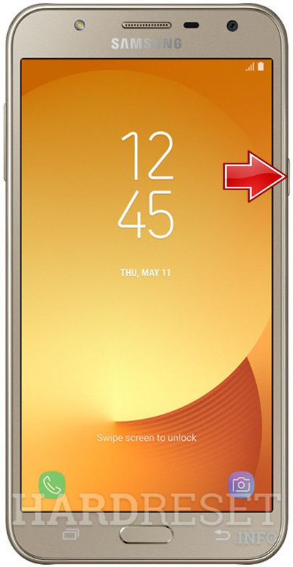 Hard Reset SAMSUNG Galaxy J7 Core