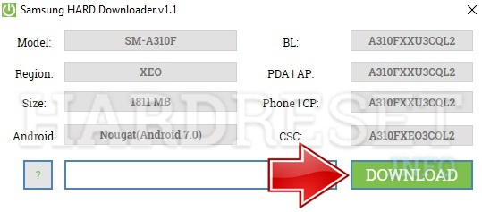 Samsung Hard Downloader by HardReset.info