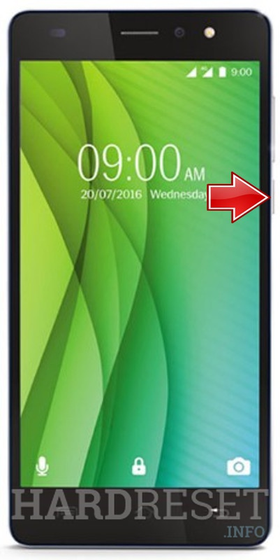Hard Reset LAVA X50 Plus