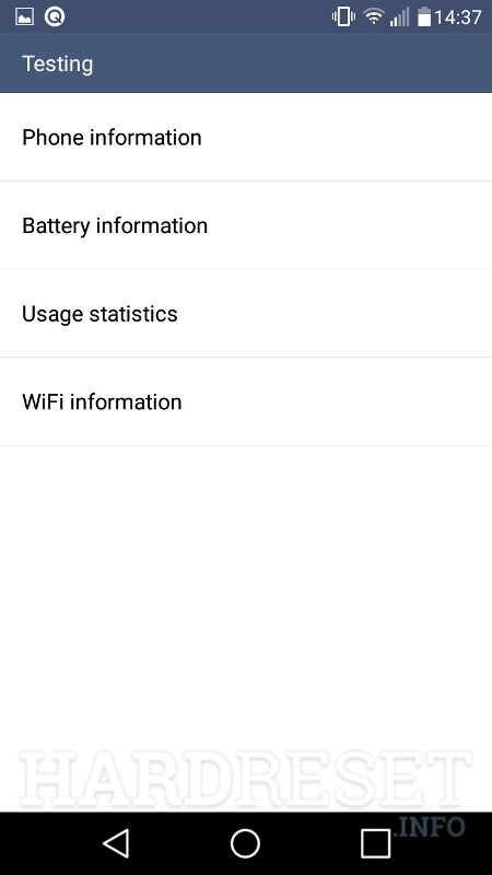 Permanently delete data from LG E977 Optimus G