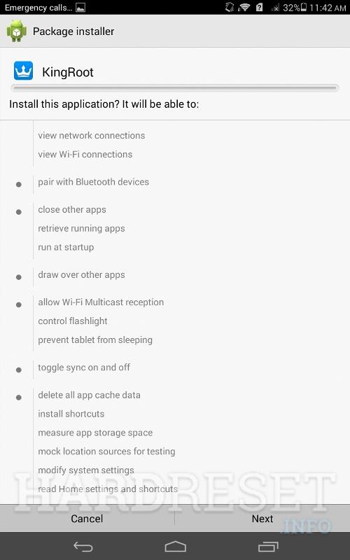Root HUAWEI MediaPad M1 8 0 - HardReset info