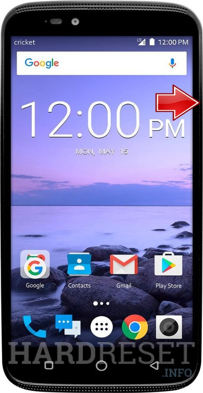 Download Mode - CoolPAD Canvas 4G - HardReset info