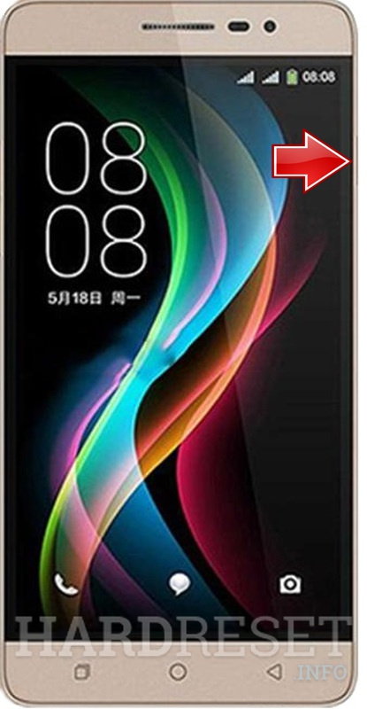 Download Mode - CoolPAD T2-W01 Y90 - HardReset info