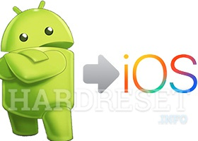 How to Transfer Data from Android to iPhone? - article image on hardreset.info