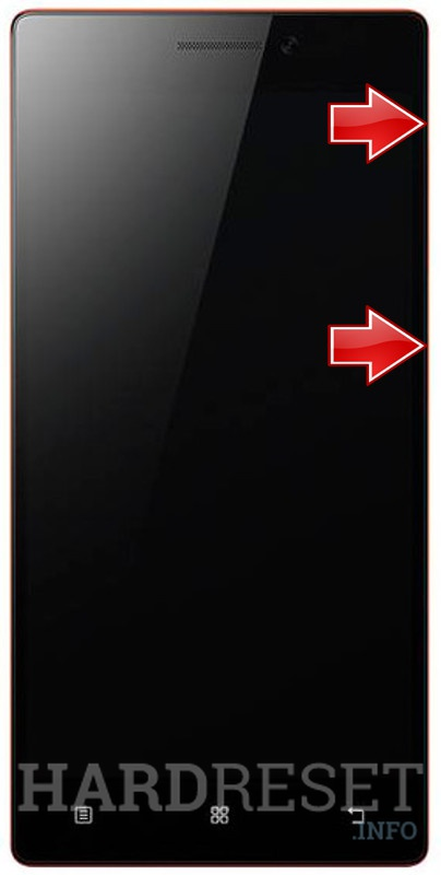 Remove Screen Lock on LENOVO A2580
