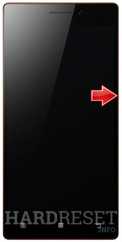 Remove screen password on LENOVO A2580