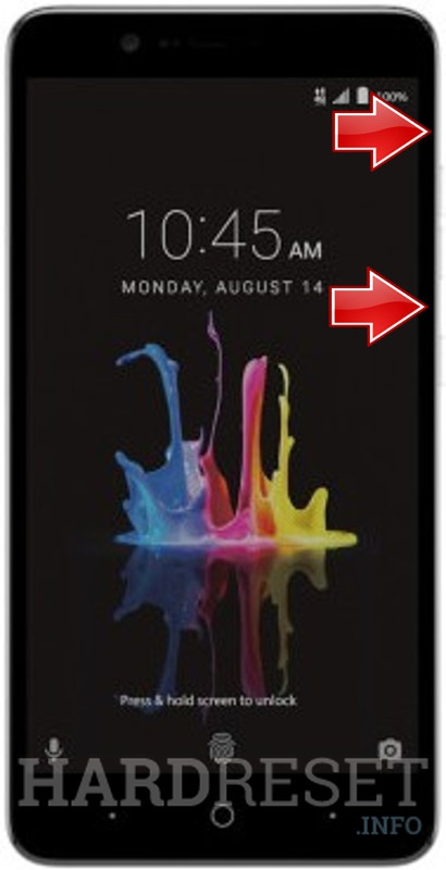 How to Hard Reset my phone - ZTE Blade Z Max Z982 - HardReset info