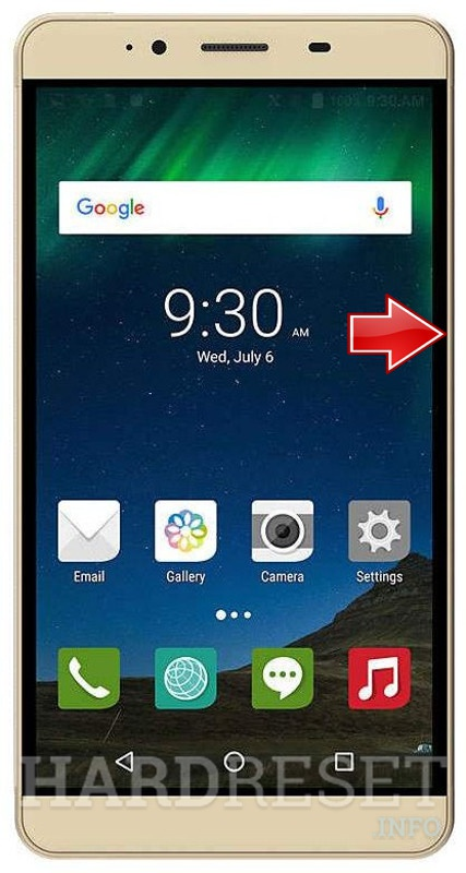 Remove Screen Lock on PHILIPS Swift 4G S626L