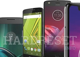 How Update / Change / Repair Firmware in Lenovo Moto/ Motorola/ Moto Nexus phone? - article image on hardreset.info