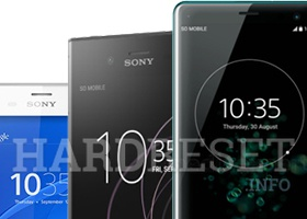 How To Update / Change / Repair Firmware in Sony Xperia phones? - article image on hardreset.info